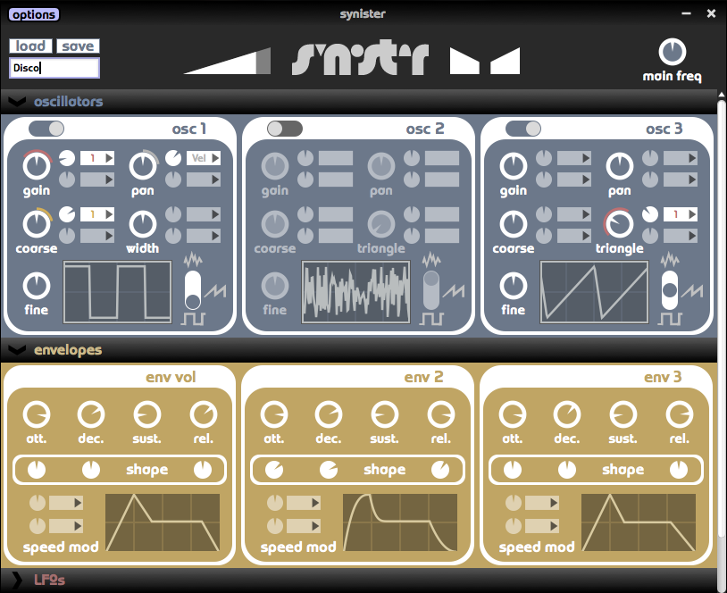 Free and open source synth plugin: Synister - KVR Audio